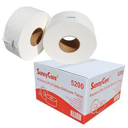 "Picture of Sunnycare Premium 9"" 2Ply with Emboss"