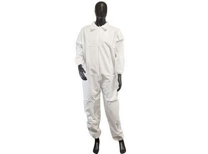 Picture of Microporous Coated Polypropylene Coveralls 3X