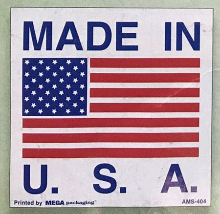 Picture for category Made in America