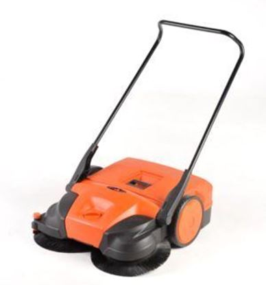 Picture of Battery Powered Sweeper - Haaga 677