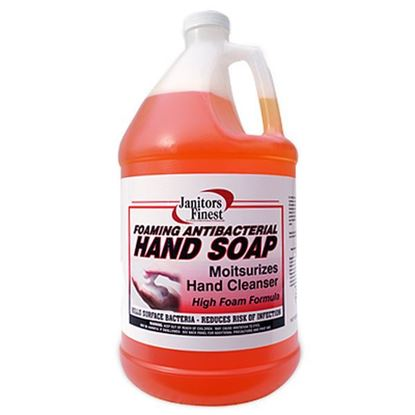 Picture of Janitors Finest Foaming Antibacterial Hand Soap