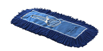 """Picture of Dust Blue Mop Head  24"""" x 5"""""""