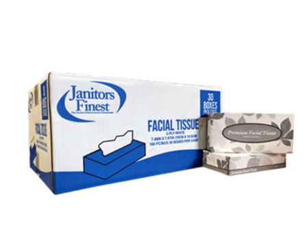 Picture for category Facial Tissue