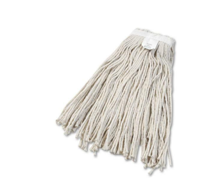 Picture of White Cotton Mop Head